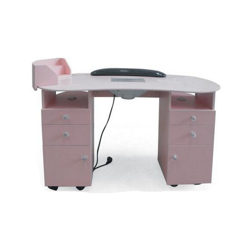 Beauty Manicure Table Salon Nail Desk Spa Nail Stations