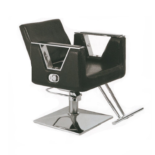 Hydraulic reclining men barber chair / hair salon equipment / hairdressing chair