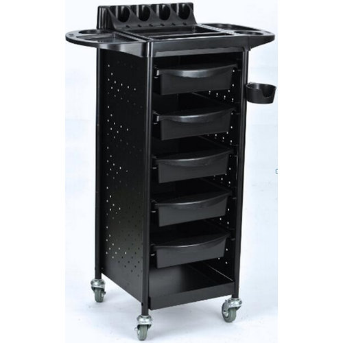 Factory supplied cheap salon trolley plastic trolley cart hot selling outdoor trolley cart