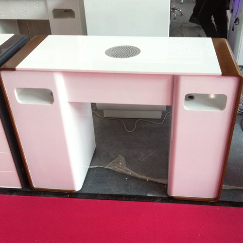 China wholesale manicure products cheap nail table / manicure table / modern nail station