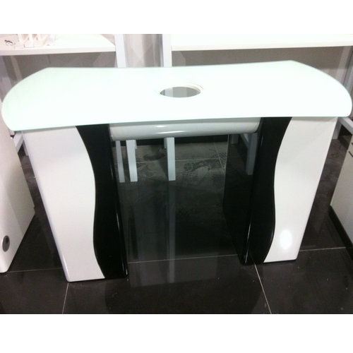 Modern ikea beauty nail salon equipment furniture manicure station nail art table