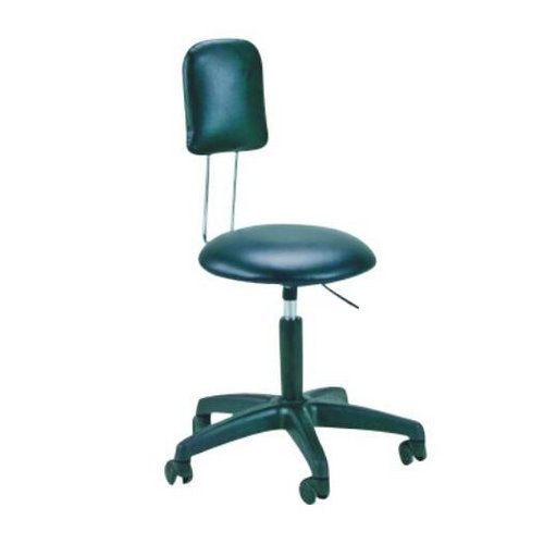 High back leather salon master stools / swivel salon barber saddle chairs China supplier