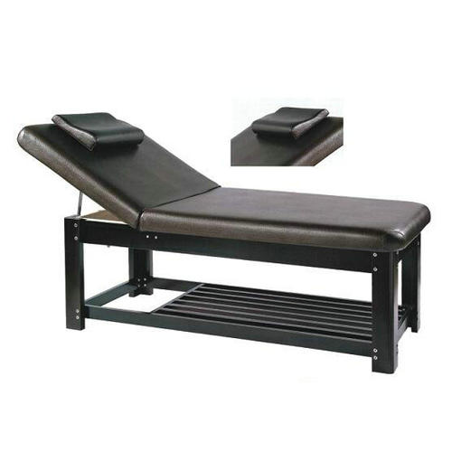 Solid Wood Thai Massage Table of SPA Furniture / Facial Beauty Salon Bed
