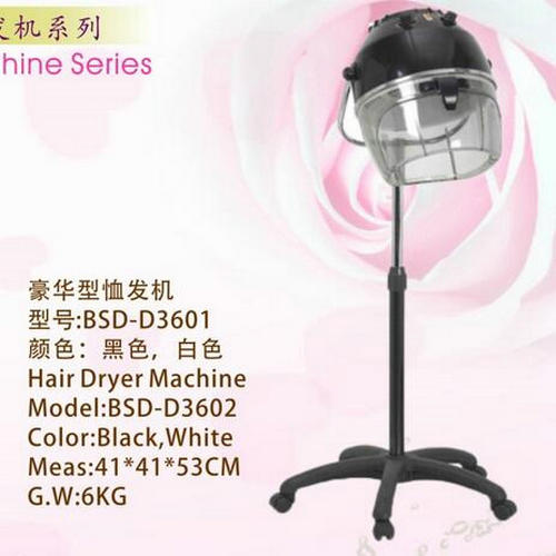 Professional beauty salon equipment hair steamer hood dryer with moisturizing steamer
