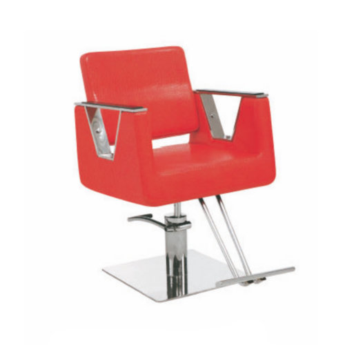 New style red salon furniture / hair cutting chair / barber hydraulic chair / women hairdressing chair