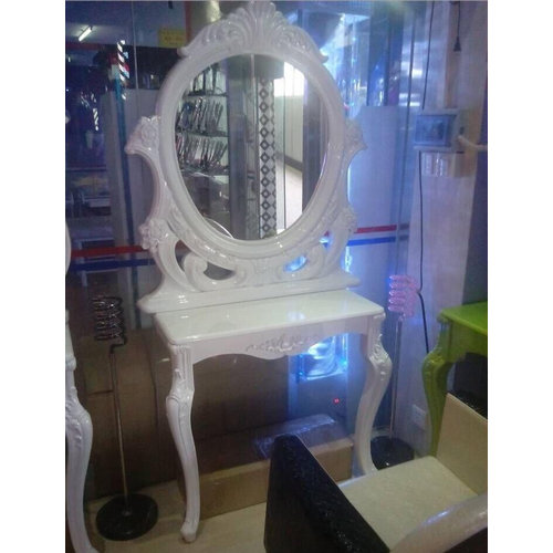 Cheap Mirror Furniture Dressing Table Antique Vanity Dresser With Make Up For Sale