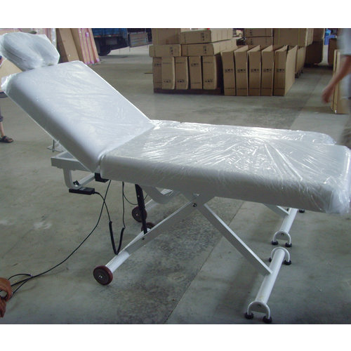 Durable fashionable hot sell electric facial bed for beauty salon