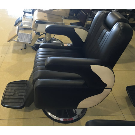 China hair salon supplier men barber chair comfortable antique hydraulic styling chair