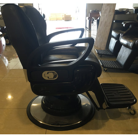 Professional Classic Hydraulic Reclining Barber Styling Chair Hair Cutting Chair for Man