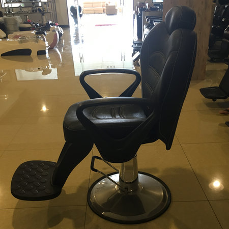 Barber Chair Hairdressing Chair. The Chair Lift