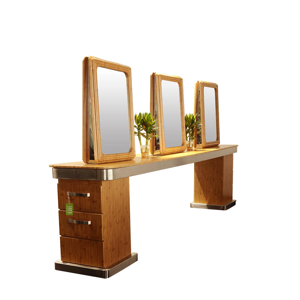 Double Sided Beauty Makeup Cabinet