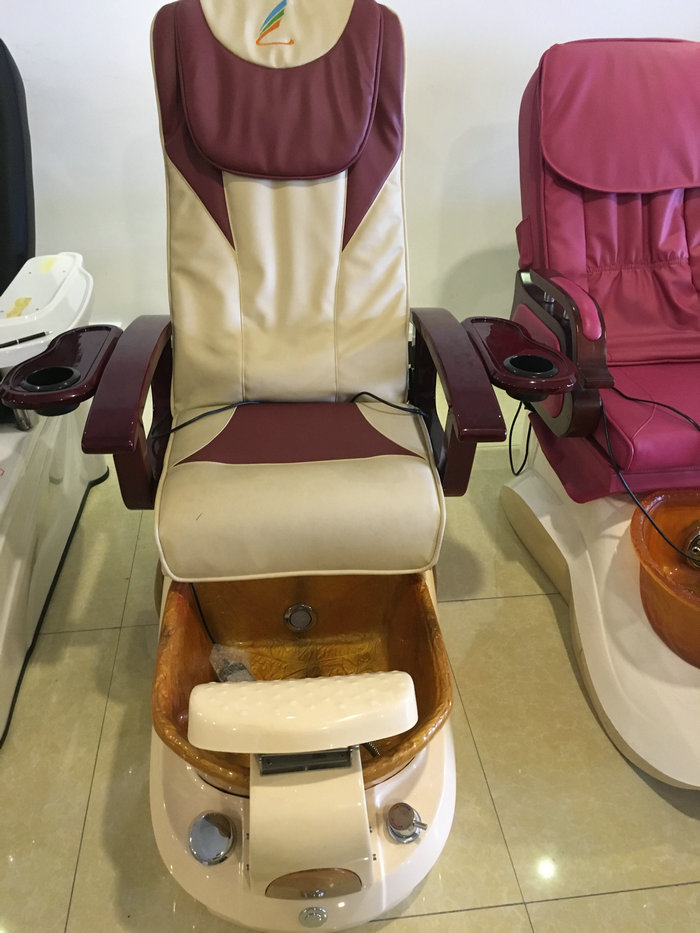 High quality cheap price manicure pedicure chair nail for Salon basins for sale